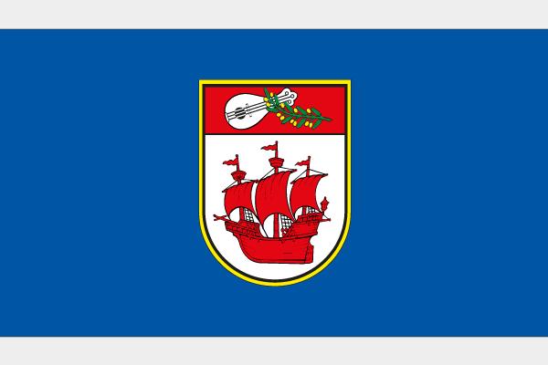Općina Dubrovačko primorje - zastava