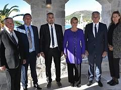 PREDSJEDNICA REPUBLIKE HRVATSKE KOLINDA GRABAR-KITAREVIĆ U DUBROVAČKOM PRIMORJU