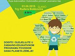 Dan planeta Zemlje u Osnovnoj školi Slano - 03. lipnja 2019.