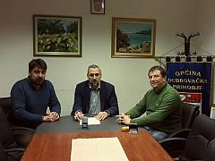Potpisan ugovor s izvođačem radova na rekonstrukciji Zavičajne kuće Dubrovačkog primorja
